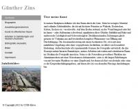 Guenther Zins - Kuenstler mit Metallen - www_guentherzins_de